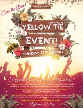 Yellow Tie Event 2015
