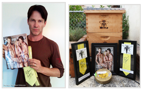 True Blood Silent Auction
