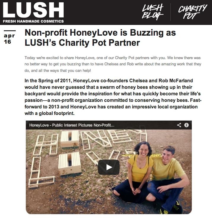 LUSH Blog 041613