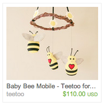 Baby Bee Mobile