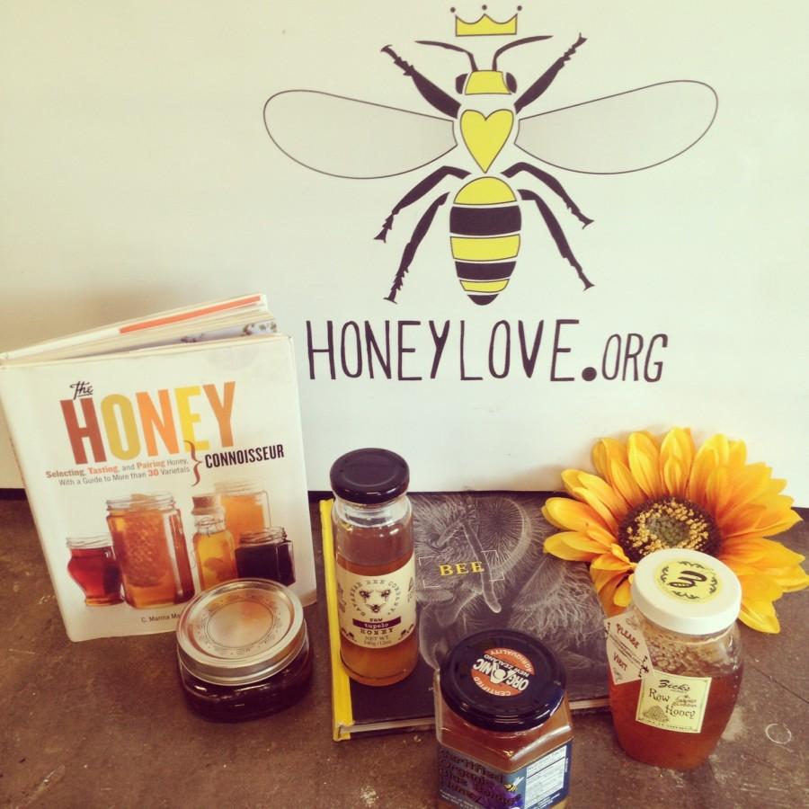 HoneyTasting2013